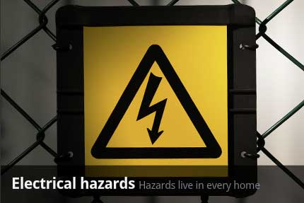 Elecrical hazards